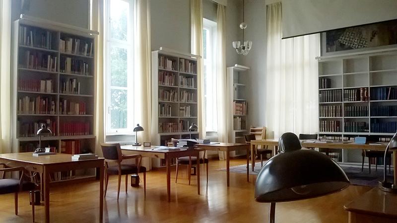 Istituto Svedese Roma