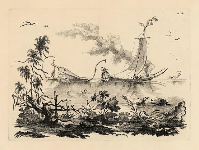 005-Raccolta delle cose più notabili veduta…1766-67- Filippo Morghen- Yale University Art Gallery