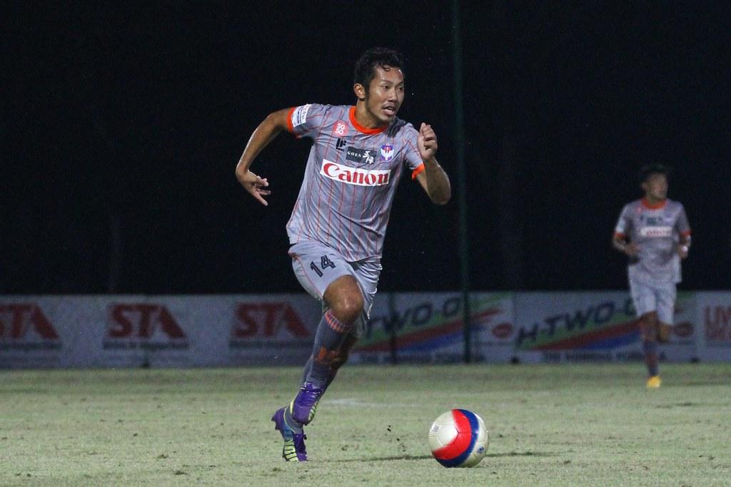 Great Eastern-Yeo's S.League 2015: Warriors FC vs Albirex Niigata (S)