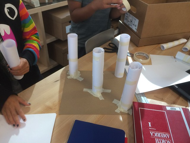 Paper Table Engineering
