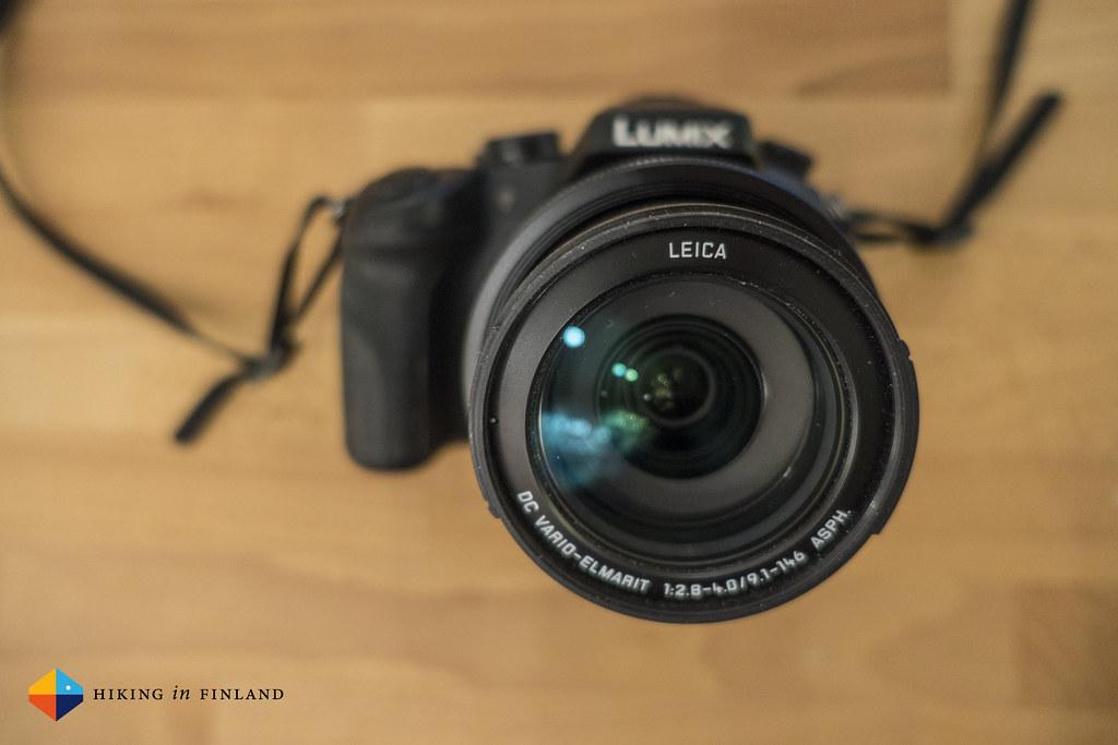 Lovely Leica glass on the Panasonic DMC-FZ1000