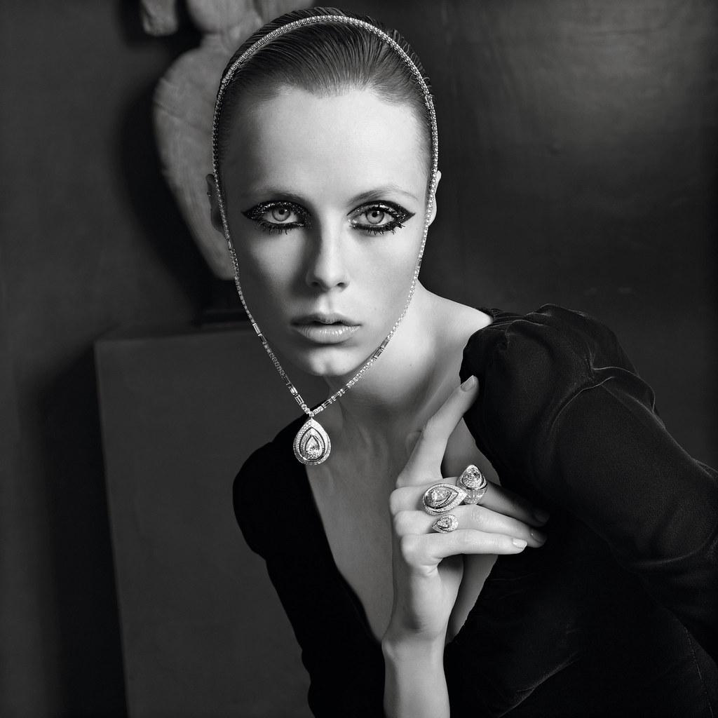 Эди Кэмпбелл — Фотосессия для «Vogue» FR 2015 – 6