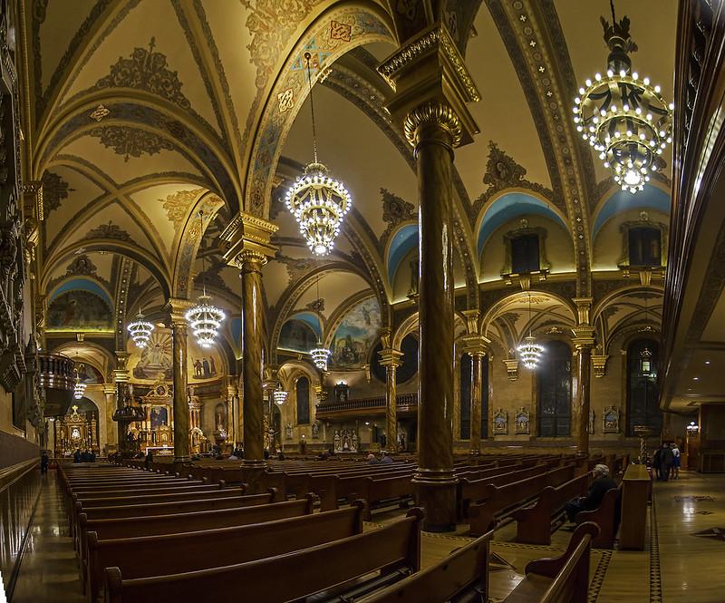 St John Cantius Interior