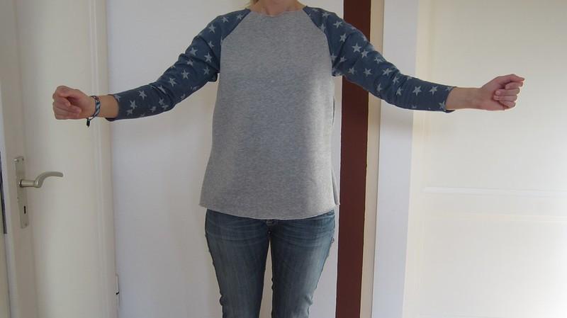 Goldengelchen Lovely Nikolaus Sweater - Zwischenstand02