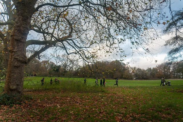 Hampstead Heath, London