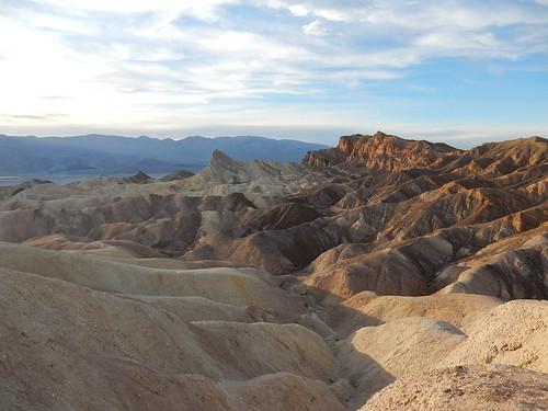 Death Valley NP - Zabriskie Point - 1