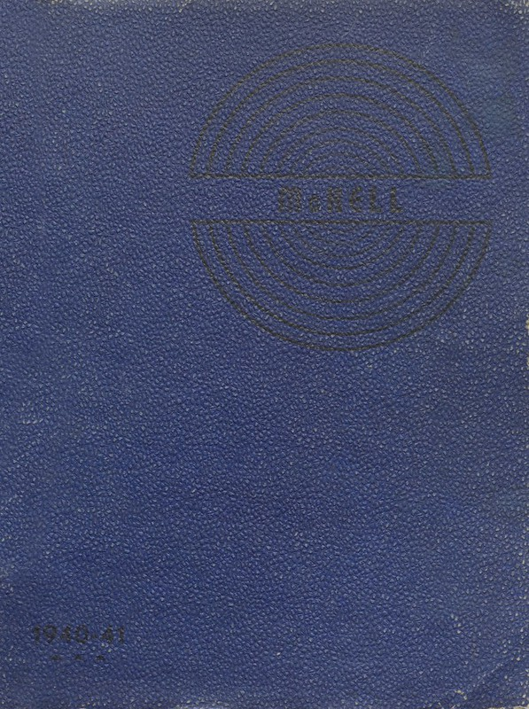 1941 McKell High School Yearbook