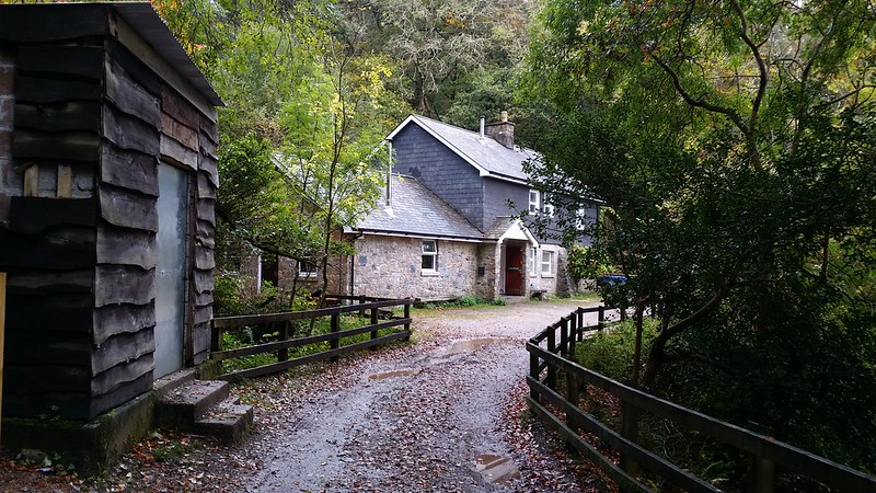 Dewerstone Cottage