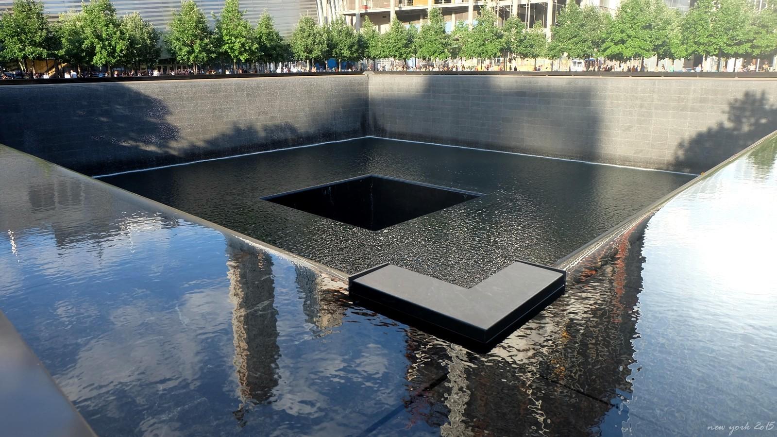 911 memorial, New York City, USA