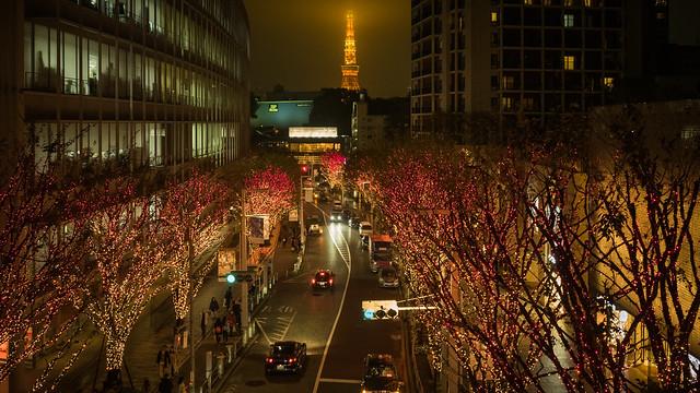 20151201_01_Tokyo Tower & Keyakizaka Illumination