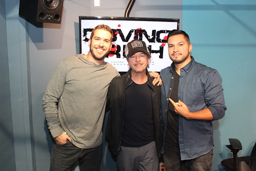 David Spade with Covino & Rich
