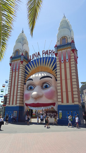 Luna Park, Sydney NSW