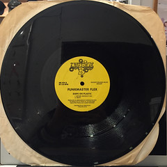 FUNKMASTER FLEX:DOPE ON PLASTIC(RECORD SIDE-B)