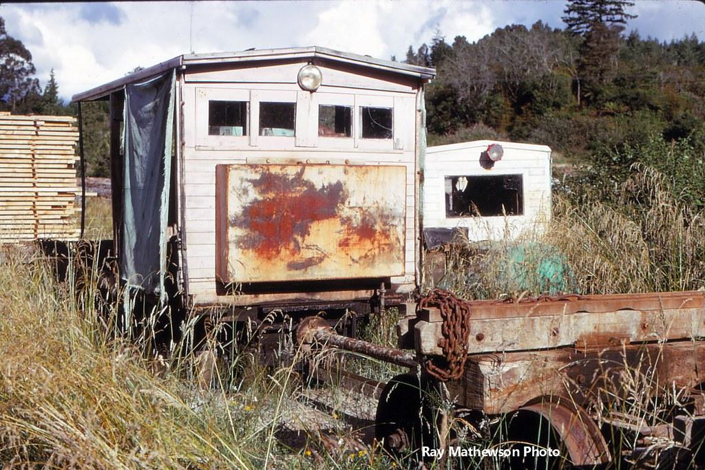 The large Wilson diesel Te Whetu Jan 1970