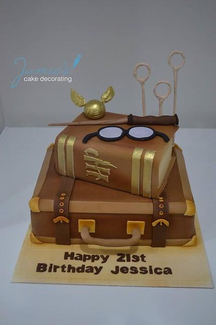 Cake by Jamie's Cake Decorating