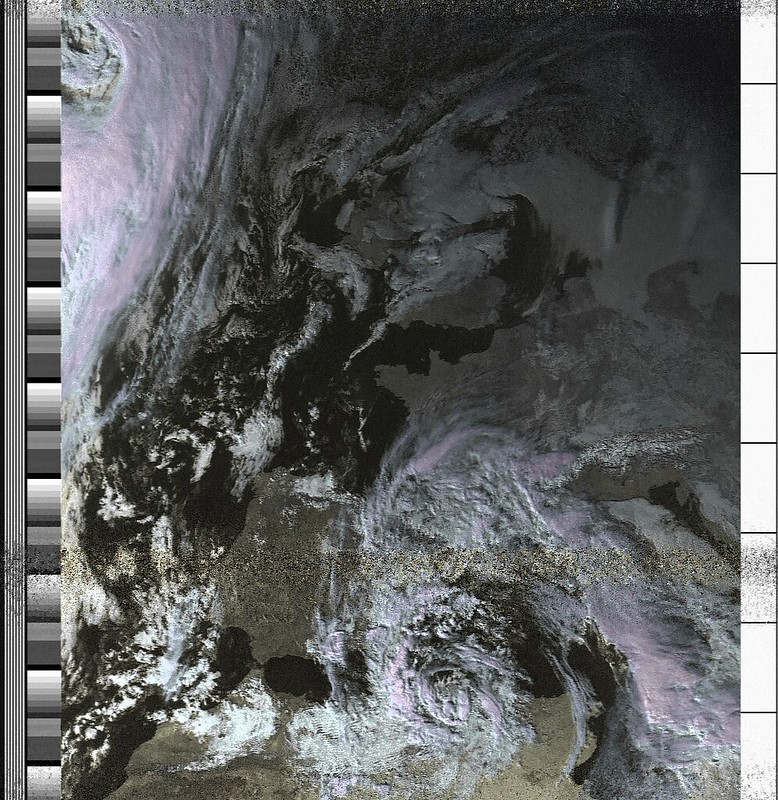NOAA 19 at 22 Jan 2017 14:27:01 GMT