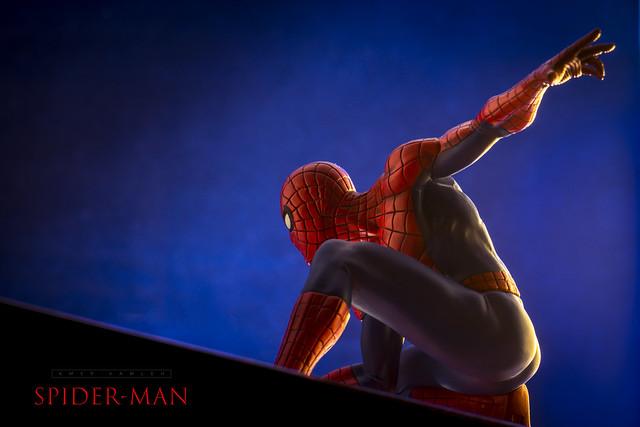 Kotobukiya ArtFX+ Spider-Man 1/10 scale statue