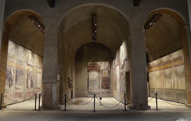House of Livia, Palatine Hill, Rome