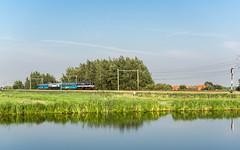 EETC 1252 met Panorama Rail Express  - Driebruggen/Hekendorp