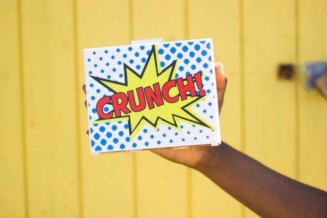 Skinny Dip London Crunch bag