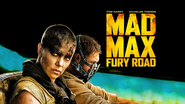 Mad Max Fury Road - Rectangle - All except AU