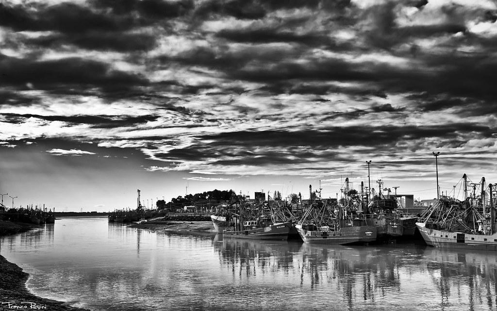 Una tarde en el puerto