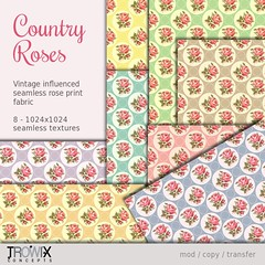 Trowix - Country Roses Vend