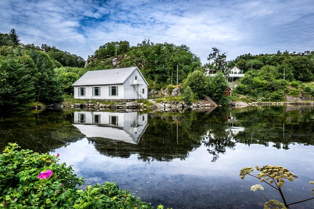 Spjeld, Storelva, Norway picture