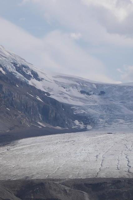 火, 2015-07-21 20:01 - 氷河, Athabasca Glacier