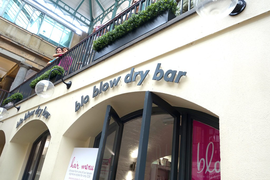 Blo, Blow Dry Bar, Covent Garden, London