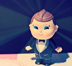 Tuxedo Toy Tuesday