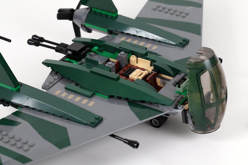7683 cockpit