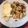 Clint's Breakfast: Café Coda Eggs Benedict. #breakfast #eggsbenedict