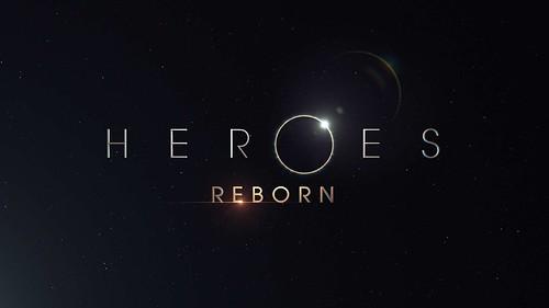 Heroes Reborn 1. sezon 1. bölüm izle