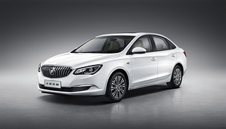 2015 Buick ExcelleGT & Excelle