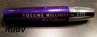volume million