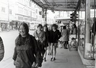 Penroses, George Street 1972