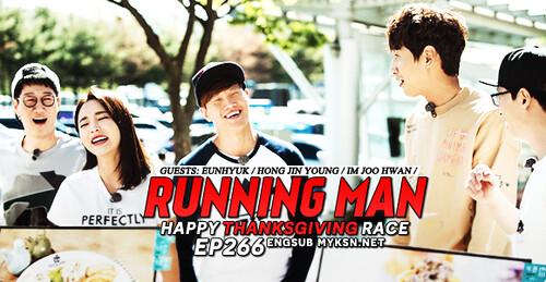 [Vietsub] Running Man Tập 266