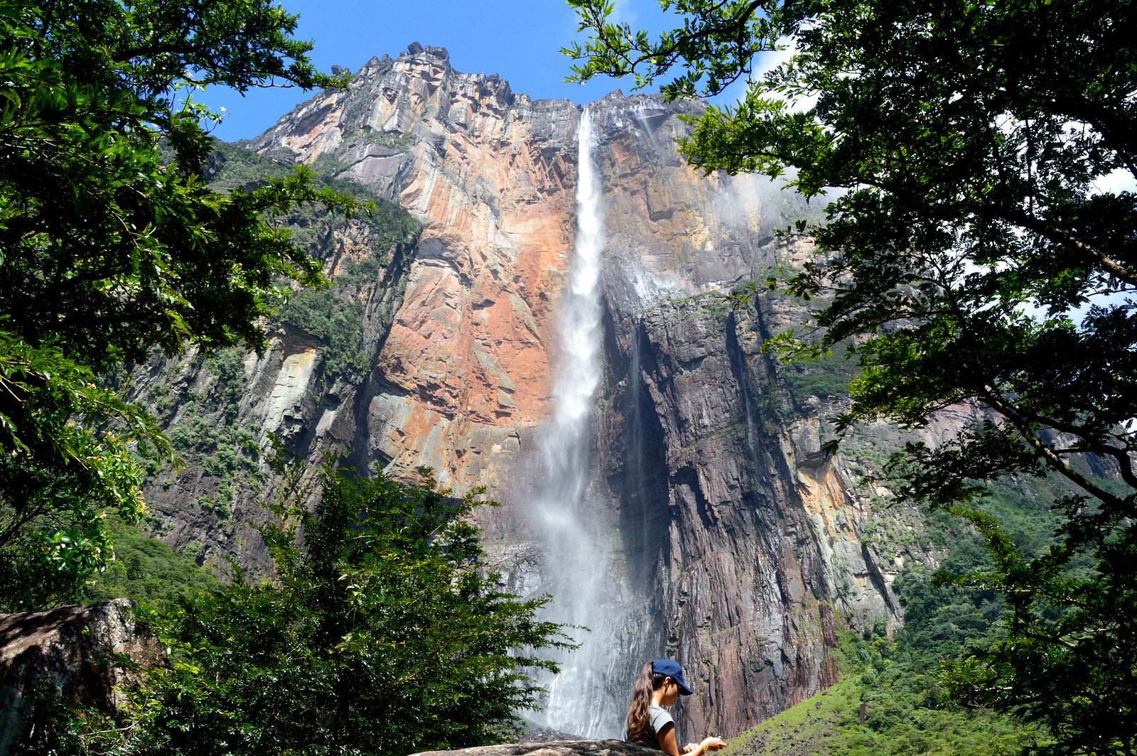 Salto Angel (Angel Falls)