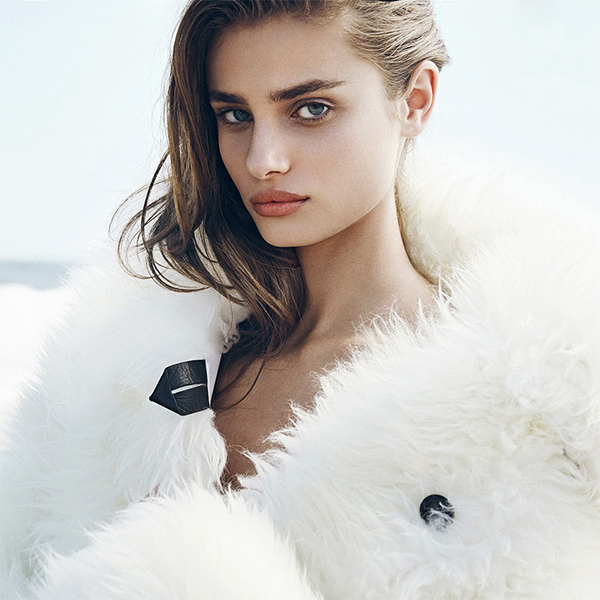 Taylor Hill by An Le for Numéro Russia October 2015