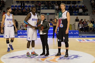 Basket, PB86 LCJ2 : Poitiers - Boulazac (2015-2016)