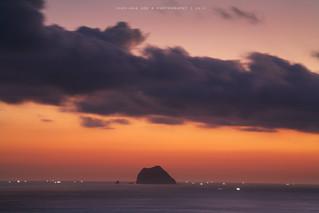 Waimushan Coast at Dawn, Keelung - July 9, 2008