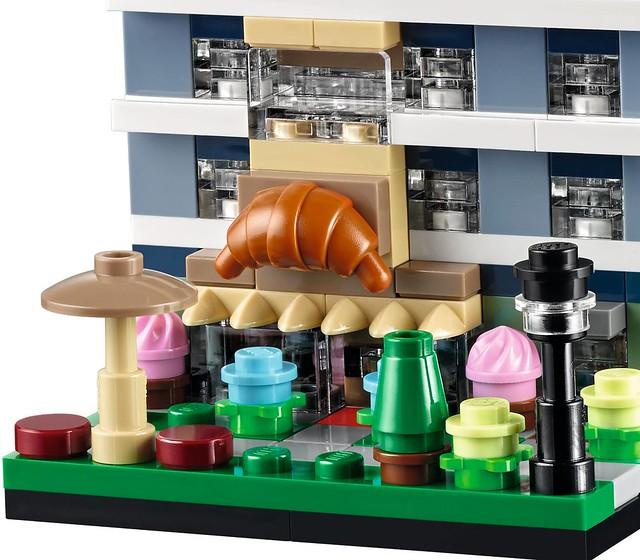 LEGO 40143 - Bricktober Bakery