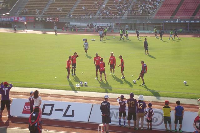 2015/09 J2第33節 京都vs岡山 #05