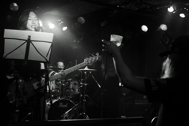 時代という名の踏絵 live at Outbreak, Tokyo, 14 Oct 2015. 303