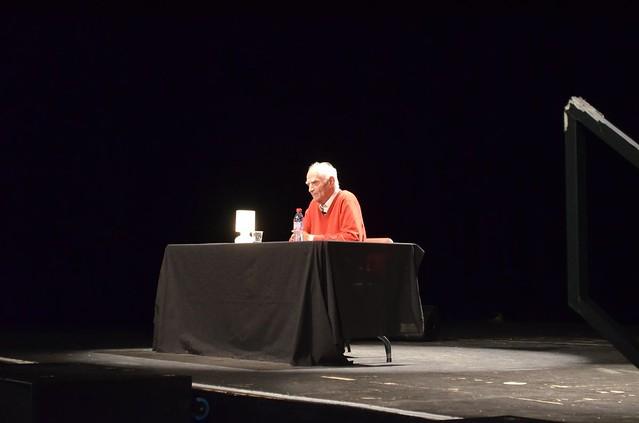 Conférence de Michel Serres à Tournefeuille