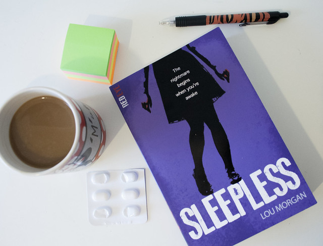 Sleepless - Lou Morgan book review