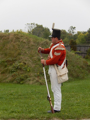 Niagara on the Lake - Fort George - 2