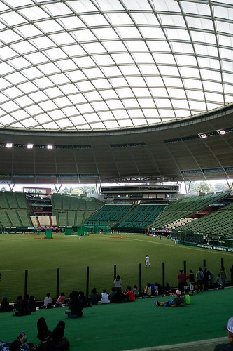 Seibu Dome Ride