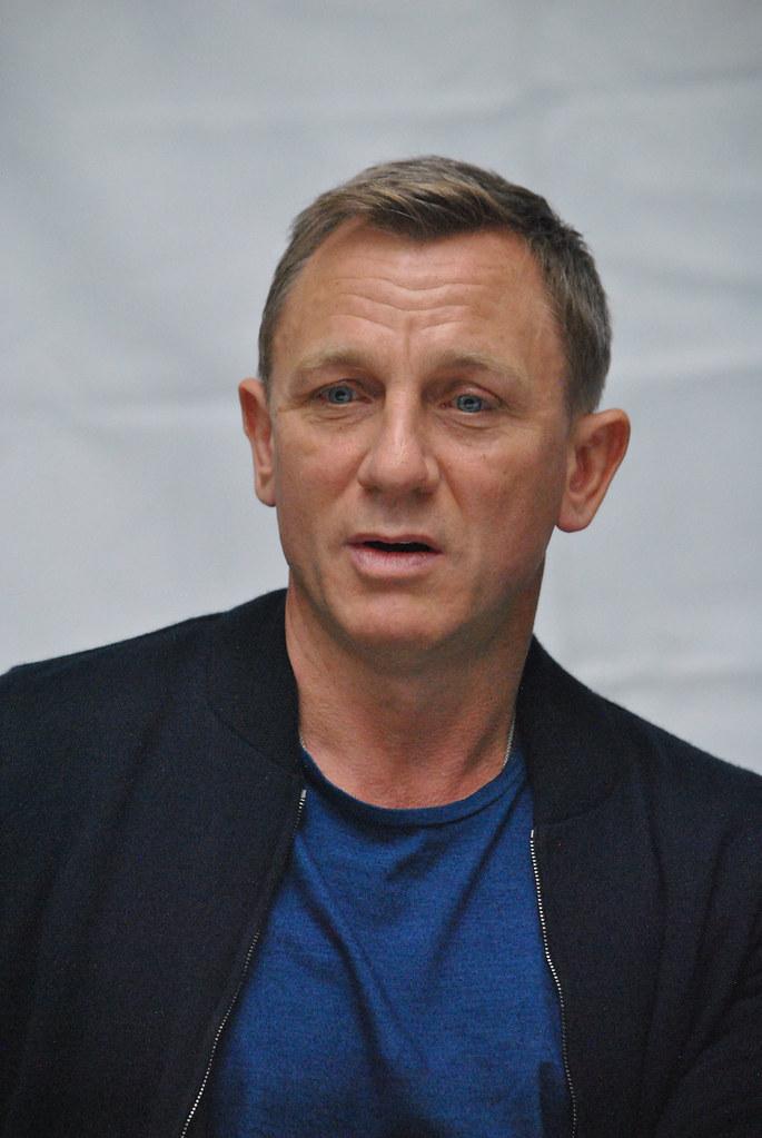 Дэниел Крэйг — Пресс-конференция «007: СПЕКТР» 2015 – 51